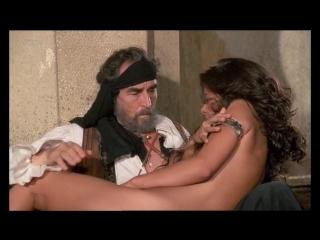 Кэтрин Зета-Джонс (Catherine Zeta-Jones) голая в фильме «Тысяча и одна ночь» (1990)