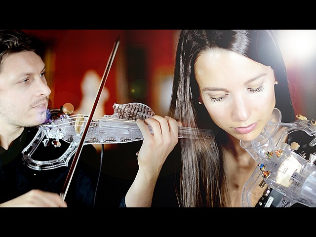 ◣ The Battle - 3Dvarius Live - Electric Violin Loopers - Thunderstruck | Sorry | Cheap Thrills