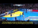 Tactical analysis Slovenia's attack opens the central space IHFtv France 2017