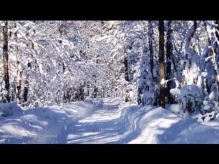 Зимняя волшебная сказка