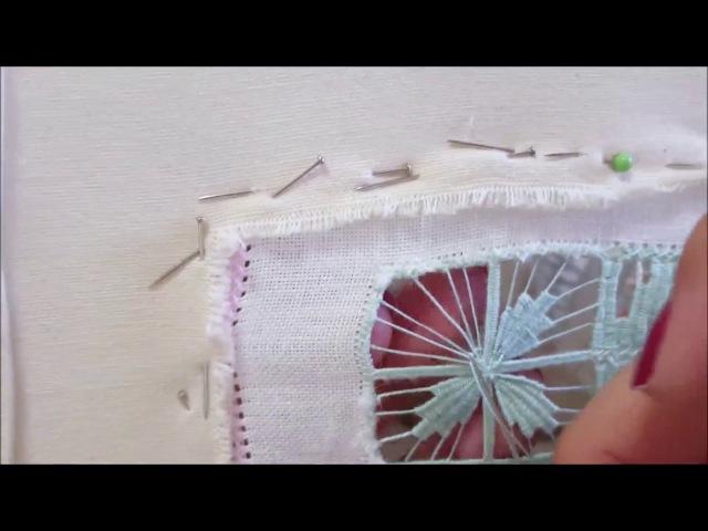 Vídeo 17 Vainica De Pirámides En Espejo Esquina 1