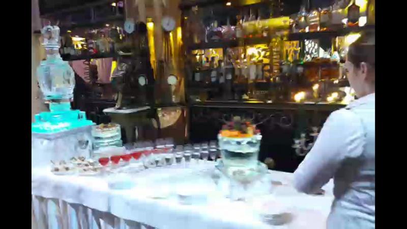 Велком на свадьбе в ресторане Метрополь MariaCrystalIce www.maryice.ru mashvik75@mail.ru 7-905-204-77-53