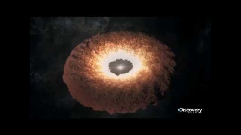 Звёзды в эллиптических галактиках Космос наизнанку