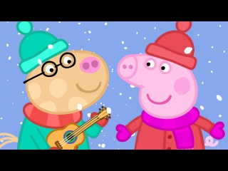 Peppa Pig Episodes - Jingle Bells - Songs for Children - 12 DAYS OF PEPPA PIG🎄