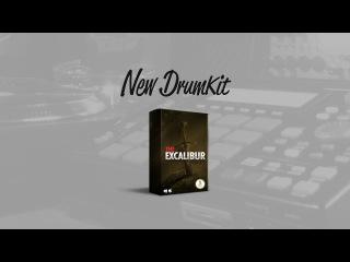 "Johnny Juliano ""The Excalibur"" (DRUM KIT) Demo"