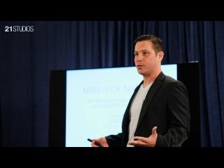 The Myth of the Alpha Male | Steve Mayeda | Full Length HD