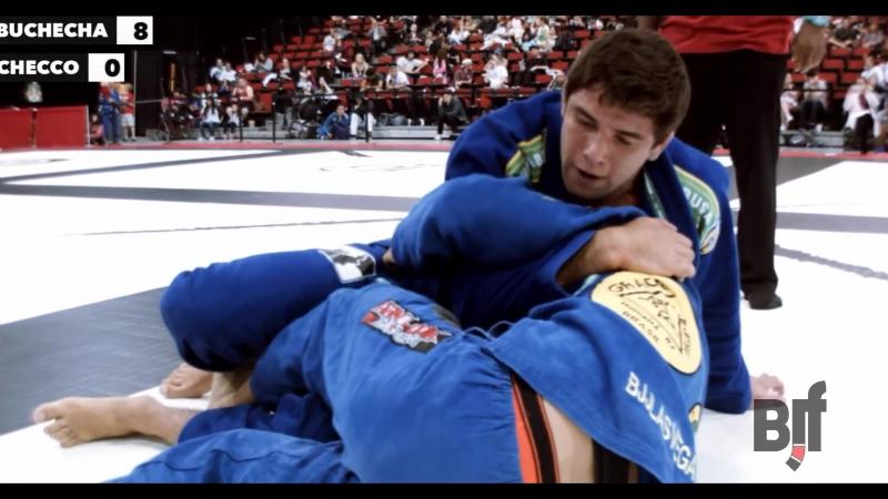 Marcus Almeida Buchecha VS MMA Fighter Gabriele Checco разбор bjj_freaks
