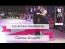 """Jonathan Saavedra Clarisa Aragon Quien lo habría de pensar"""""""