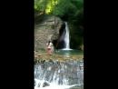 Мой прыжок (суадагский водопад)