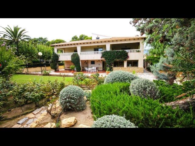 Дом в городе Alfaz Del Pi (Альфас Дель Пи), в 2-х км от пляжа Albir - недвижимость в Испании у моря