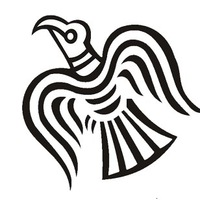 Логотип Гнездо Ворона / Эзотерика / Воронеж
