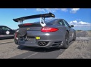 1400HP Porsche 9ff GTronic vs 1300HP 9ff TR1300 vs 1200HP Nissan GT R Alpha 12