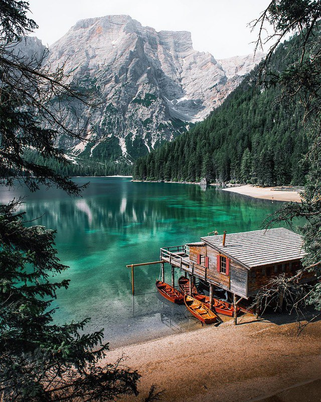 Величественные горы Майкла Блока (Michael Block) - фотографии путешественника из инстаграм
