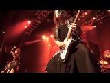 Японский народный инструмент на рок концерте