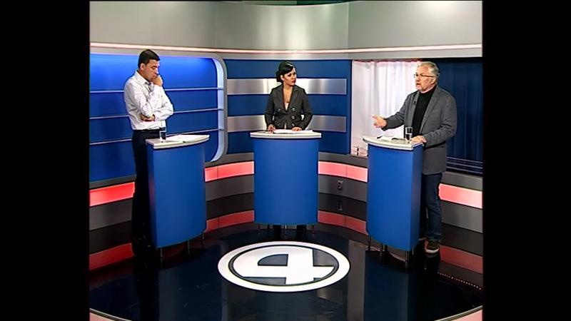 Дебаты с Е. Куйвашевым 21.08.2017