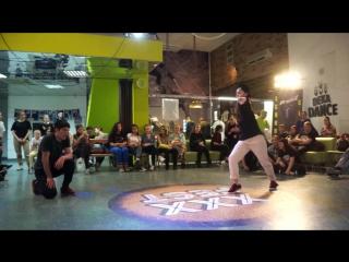 XXX FEST/HIP-HOP - Бойкий vs Fistalika