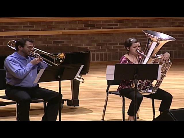 Devil's Waltz (trombone and tuba), by Steven Verhelst