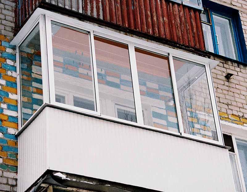 Окна проведал раздвижка на лоджию 3,4x1,5 festima.ru - монит.