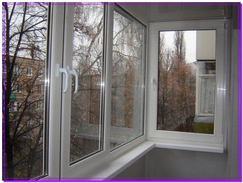 Как застеклить балкон пластиковыми окнами? советы по достиже.