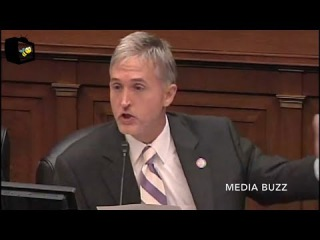 Trey Gowdy Can't Believe What He Hears From Federal Special Agent