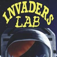 Логотип INVADERS LAB