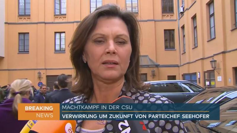 Turbulenter Nachmittag Chaos um CSU Personalien Bundespräsident bestellt Schu