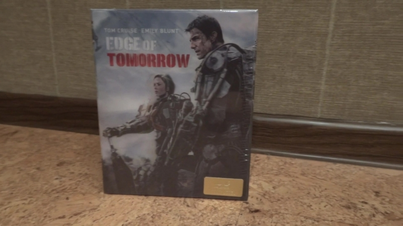 Edge of Tomorrow [HDzeta Exclusive] Ultimate Boxset