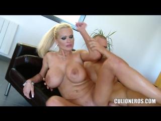 Sharon Pink [Porn, Sex, Блондинка, Большие сиськи, Порно, Секс, Минет, Зрелая, Секс со зрелой, Milf, Mature]