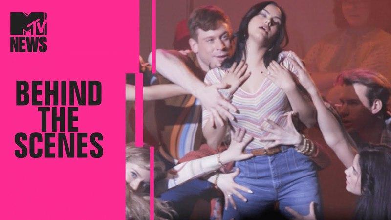 🎶 BTS: Riverdale's Musical Episode w/Lili Reinhart, Camila Mendes KJ Apa   MTV News