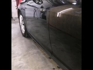 Полировка и защитное покрытие Ford Focus III