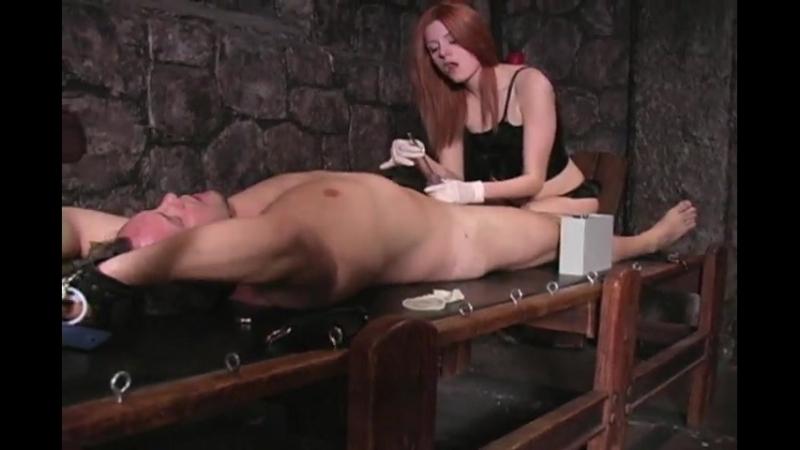 Mistress Kendra Electro torture ( Club