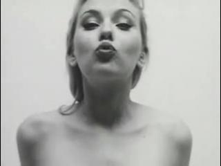 Scarlette Johanson's Videoshoot