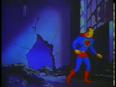 Супермен Мультсериал Серия 6 1941