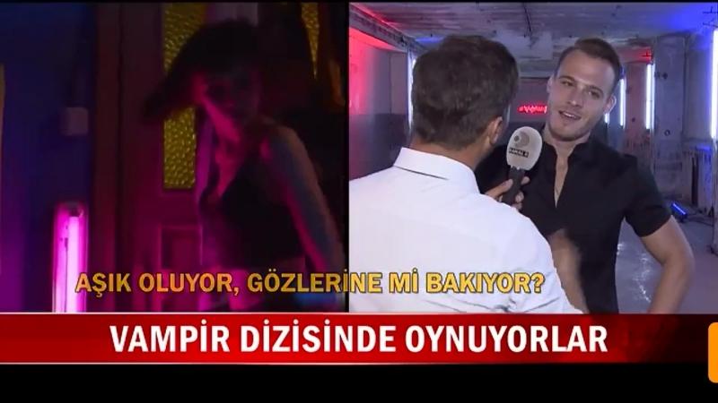 Kerem Bürsin, Elçin Sangu, Selma Ergeç, Birkan Sokullu -- Yaşamayanlar (Kanal Ana Haber)
