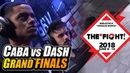 SFV AE ➡ Caba vs Dash 💥 Grand Finals The Fight Colombia 2018