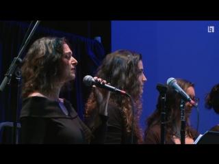 Tigran hamasyan love song (berklee middle eastern fusion ensemble)