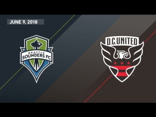 Highlights_ seattle sounders fc vs. d.c. united _ june 9, 2018