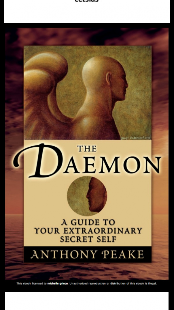 The Daemon A Guide to Your Extraordinary