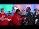 Snoop Dogg зачитал фристайл
