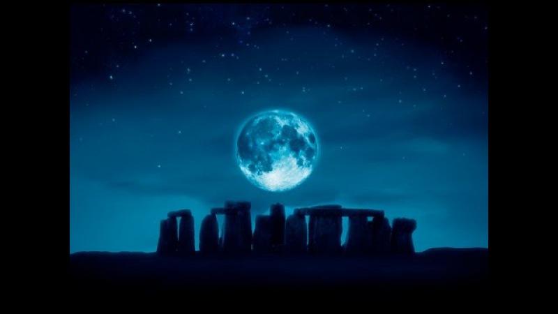 stonehenge moonlight - HD1280×1024