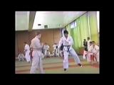 Одни из первых соревнование по Дайдо Джуку (Кудо) ч-1
