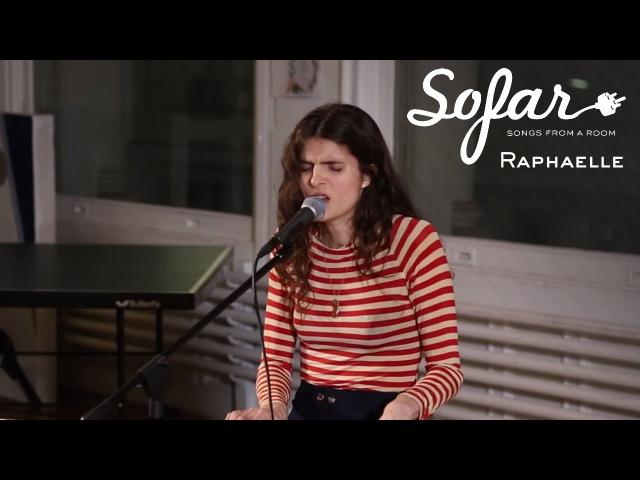 Raphaelle Rescue Me Sofar New York