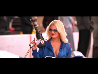 Камерон Диас Голая - Cameron Diaz Nude - 2000 Charlies Angels - 2000 Ангелы Чарли