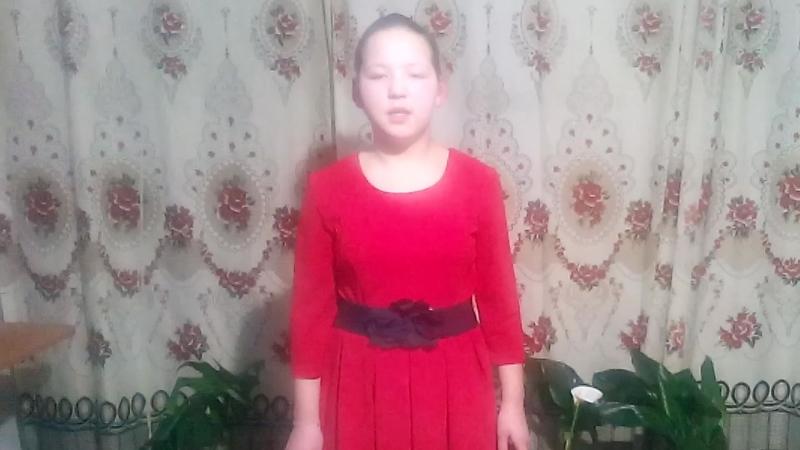 Альбина Закирова Ялан саскаларе