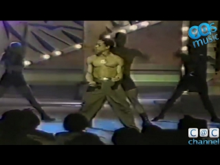 C & C Music Factory Feat. Freedom Williams – Gonna Make You Sweat (Everybody Dance Now) (Live, 1991)