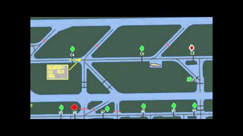 SESAR Enhanced Virtual Block Control for Milan Malpensa Airport in Low Visibility