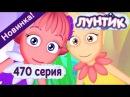 Лунтик - 470 серия Наговорился. Новые серии 2017 года