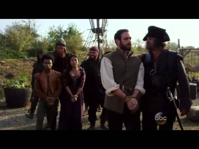 Galavant pirate song