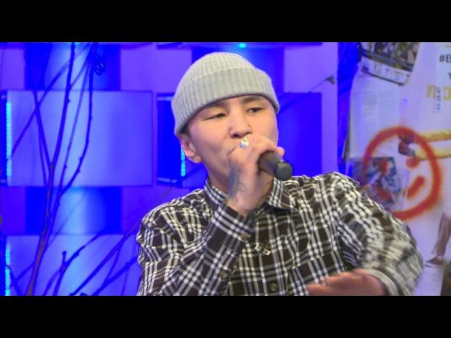 Якутский регги исполнитель Kit Jah. Мастер класс от хип хоперов из Zavod . Летний эфи