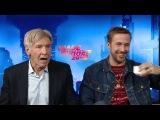 Harrison Ford, Ryan Gosling y Ana de Armas por Blade Runner 2049
